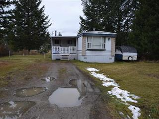Manufactured Home for sale in Williams Lake - Rural North, Williams Lake, Williams Lake, 4217 Pacific Road, 262536016 | Realtylink.org
