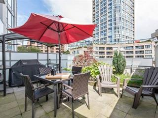 Apartment for sale in Downtown VW, Vancouver, Vancouver West, 506 188 Keefer Place, 262497166 | Realtylink.org