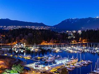 Apartment for sale in Coal Harbour, Vancouver, Vancouver West, 1502 1790 Bayshore Drive, 262366783 | Realtylink.org