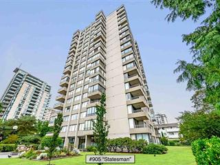Apartment for sale in Uptown NW, New Westminster, New Westminster, 905 740 Hamilton Street, 262522134 | Realtylink.org