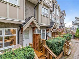 Townhouse for sale in Hastings, Vancouver, Vancouver East, 101 1672 E Pender Street, 262531851 | Realtylink.org