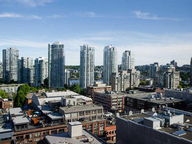 Apartment for sale in Yaletown, Vancouver, Vancouver West, 1404 1055 Homer Street, 262527059 | Realtylink.org