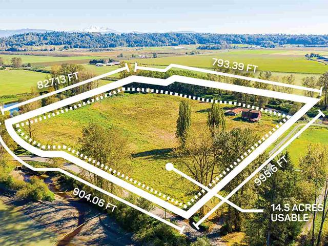 Lot for sale in Bradner, Abbotsford, Abbotsford, 27612 River Road, 262524167   Realtylink.org