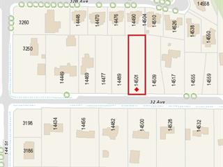 Lot for sale in Elgin Chantrell, Surrey, South Surrey White Rock, 14501 32 Avenue, 262536012   Realtylink.org