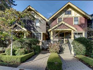 Townhouse for sale in Fairview VW, Vancouver, Vancouver West, 1427 W 11th Avenue, 262531205 | Realtylink.org