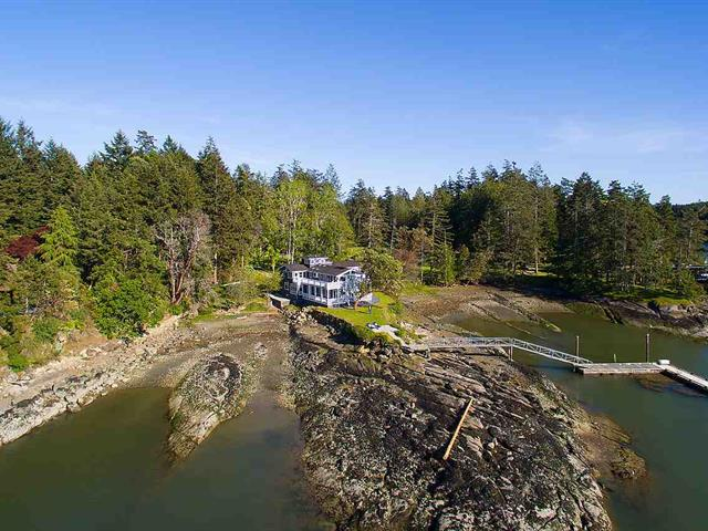 House for sale in Galiano Island, Islands-Van. & Gulf, 575-675 Cain Road, 262483183 | Realtylink.org
