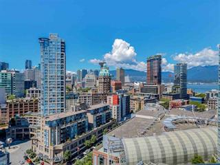 Apartment for sale in Downtown VW, Vancouver, Vancouver West, 2706 58 Keefer Place, 262534658 | Realtylink.org