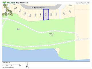 Lot for sale in Vedder S Watson-Promontory, Chilliwack, Sardis, 5337 Kokanee Lane, 262513899 | Realtylink.org