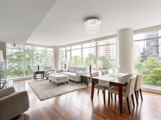 Apartment for sale in Coal Harbour, Vancouver, Vancouver West, 403 1205 W Hastings Street, 262536899 | Realtylink.org