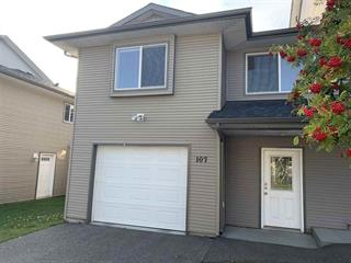 Townhouse for sale in Heritage, Prince George, PG City West, 107 4404 W 5th Avenue, 262526731 | Realtylink.org