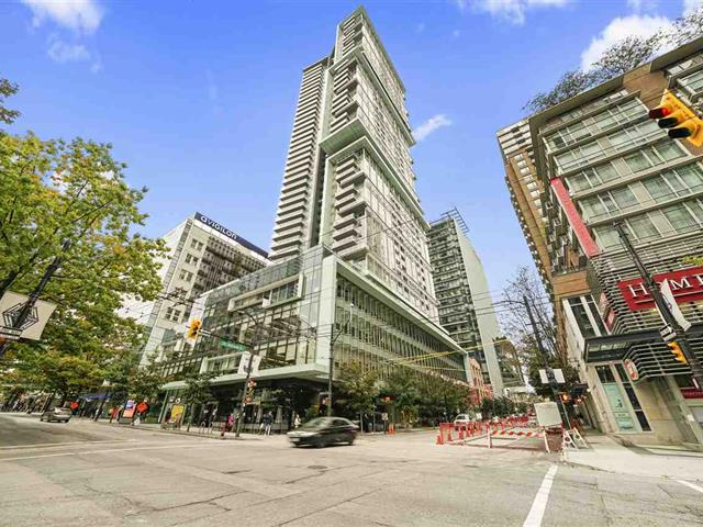 Apartment for sale in Downtown VW, Vancouver, Vancouver West, 3212 777 Richards Street, 262531672 | Realtylink.org