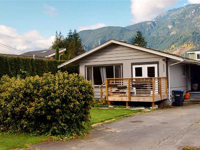 House for sale in Dentville, Squamish, Squamish, 38847 Gambier Avenue, 262533067 | Realtylink.org