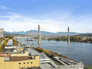 Apartment for sale in Quay, New Westminster, New Westminster, 1607 668 Columbia Street, 262537522 | Realtylink.org