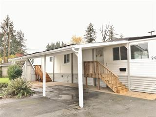 Manufactured Home for sale in Duncan, East Duncan, 207 2885 Boys Rd, 860078 | Realtylink.org
