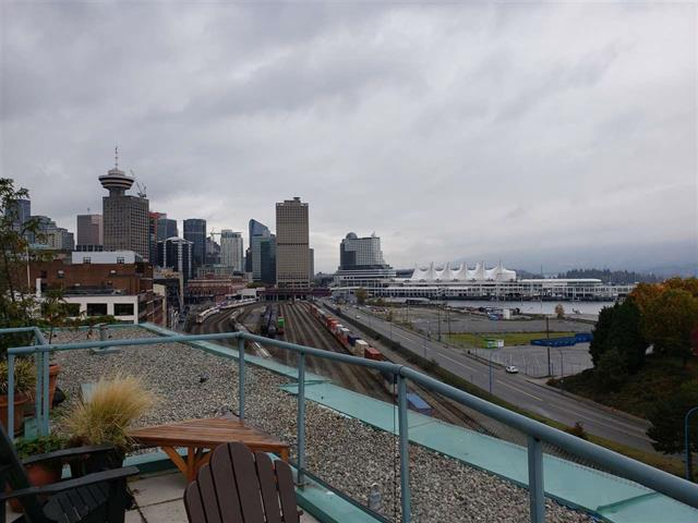 Apartment for sale in Downtown VE, Vancouver, Vancouver East, 307 55 Alexander Street, 262531407 | Realtylink.org