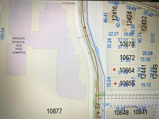 Lot for sale in Whalley, Surrey, North Surrey, 10664 124 Street, 262516693 | Realtylink.org