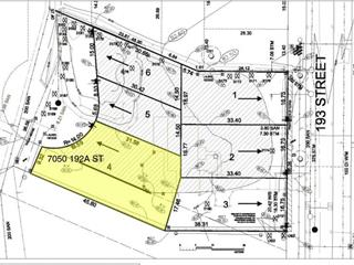 Lot for sale in Clayton, Surrey, Cloverdale, 7050 192a Street, 262487846 | Realtylink.org