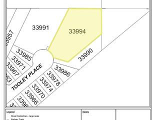 Lot for sale in Mission BC, Mission, Mission, 33994 Tooley Place, 262517840 | Realtylink.org