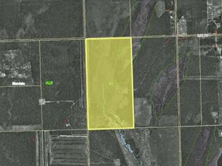 Lot for sale in Fort St. John - Rural W 100th, Fort St. John, Fort St. John, W 1/2 Sec 11 262 Road, 262505752 | Realtylink.org