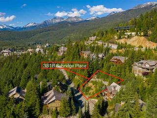 Lot for sale in Brio, Whistler, Whistler, 3818 Sunridge Place, 262497152 | Realtylink.org
