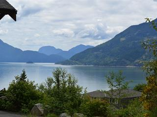 Lot for sale in Britannia Beach, Squamish, 770 Upper Crescent, 262505997 | Realtylink.org