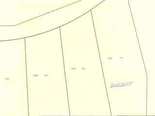 Lot for sale in Vanderhoof - Town, Vanderhoof, Vanderhoof And Area, 828 Sandy Beach Road, 262528015 | Realtylink.org