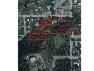 Lot for sale in Quesnel - Town, Quesnel, Quesnel, 565-571 North Fraser Drive, 262535352 | Realtylink.org