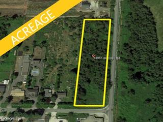 Lot for sale in East Richmond, Richmond, Richmond, 13951 Blundell Road, 262529379 | Realtylink.org