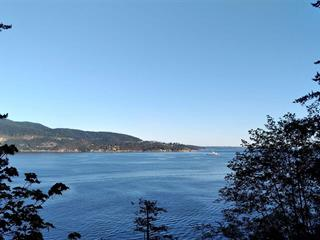Lot for sale in Bowen Island, Bowen Island, 1486 Eagle Cliff Road, 262529500 | Realtylink.org