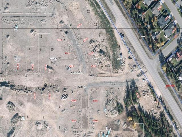 Lot for sale in North Meadows, Prince George, PG City North, 4688 Marble Street, 262480976 | Realtylink.org