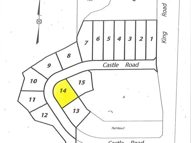 Lot for sale in Gibsons & Area, Gibsons, Sunshine Coast, Lot 14 Castle Road, 262444086 | Realtylink.org