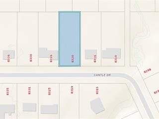 Lot for sale in Western Acres, Prince George, PG City South, 8320 Cantle Drive, 262380834   Realtylink.org