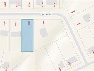 Lot for sale in Western Acres, Prince George, PG City South, 8319 Cantle Drive, 262380822   Realtylink.org