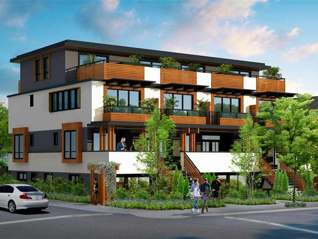 Townhouse for sale in Collingwood VE, Vancouver, Vancouver East, 2288 E 33rd Avenue, 262525108 | Realtylink.org