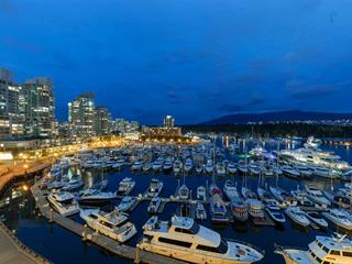 Apartment for sale in Coal Harbour, Vancouver, Vancouver West, 607 323 Jervis Street, 262531684 | Realtylink.org