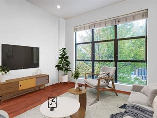 Townhouse for sale in Kitsilano, Vancouver, Vancouver West, 201 3680 W Broadway, 262523391   Realtylink.org