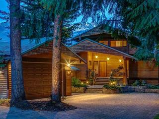 House for sale in Alpine Meadows, Whistler, Whistler, 8624 Forest Ridge Drive, 262501069 | Realtylink.org