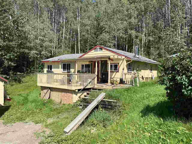 House for sale in Burns Lake - Rural West, Burns Lake, Burns Lake, 2100 Nash Road, 262503539 | Realtylink.org