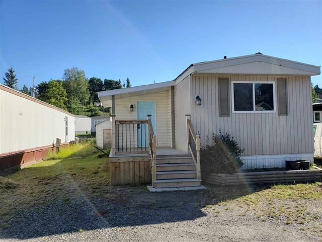 Manufactured Home for sale in Vanderhoof - Town, Vanderhoof, Vanderhoof And Area, 10 2091 W 16 Highway, 262518019 | Realtylink.org