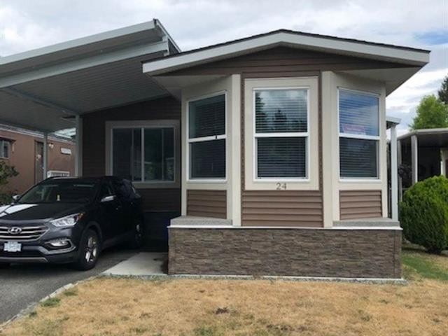 Manufactured Home for sale in East Newton, Surrey, Surrey, 24 7850 King Goerge Boulevard, 262510993   Realtylink.org