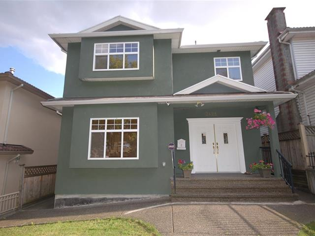 House for sale in Renfrew VE, Vancouver, Vancouver East, 3428 E 4th Avenue, 262509180 | Realtylink.org