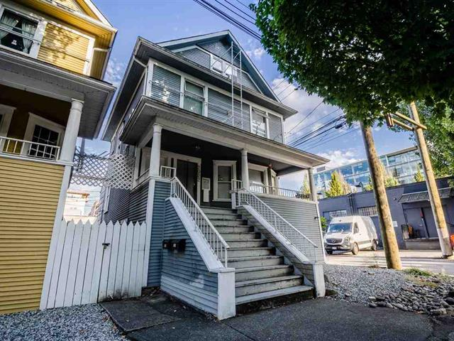 House for sale in Mount Pleasant VE, Vancouver, Vancouver East, 2022 Ontario Street, 262508687 | Realtylink.org