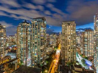 Apartment for sale in Downtown VW, Vancouver, Vancouver West, 1905 535 Smithe Street, 262533218 | Realtylink.org