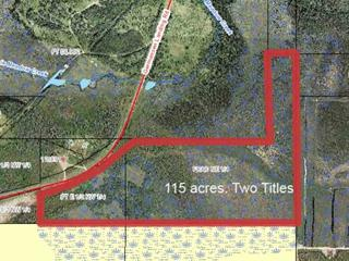 Lot for sale in Fort St. James - Rural, Fort St. James, Fort St. James, Germansen Landing Road, 262307568 | Realtylink.org