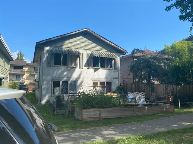 Fourplex for sale in Hastings, Vancouver, Vancouver East, 1623 E Georgia Street, 262530747 | Realtylink.org