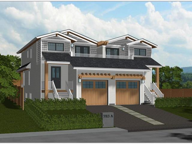 1/2 Duplex for sale in Gibsons & Area, Gibsons, Sunshine Coast, B 783 Cascade Crescent, 262533775 | Realtylink.org