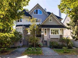 Townhouse for sale in Fairview VW, Vancouver, Vancouver West, 3113 Montcalm Street, 262537733 | Realtylink.org