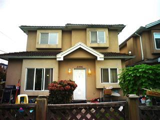 1/2 Duplex for sale in Hastings, Vancouver, Vancouver East, 2396 Cambridge Street, 262525789 | Realtylink.org