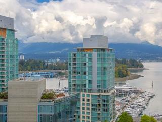 Apartment for sale in Coal Harbour, Vancouver, Vancouver West, 1114 1333 W Georgia Street, 262548828 | Realtylink.org