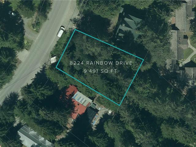 Lot for sale in Alpine Meadows, Whistler, Whistler, 8224 Rainbow Drive, 262532294   Realtylink.org